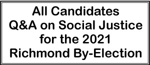 All Candidates Meeting 2021
