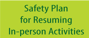 Safety plan for resuming classroom